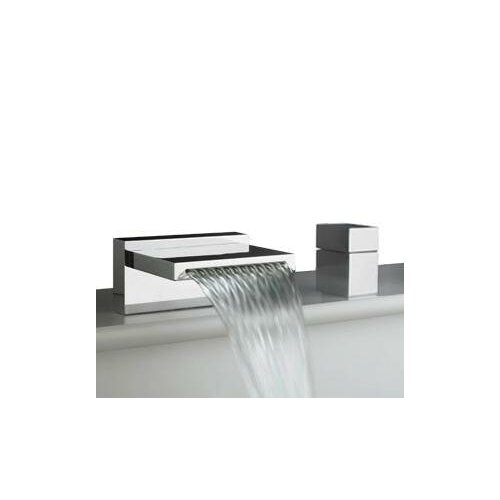 Artos Quarto Single Handle Deck Mount Tub Spout Trim