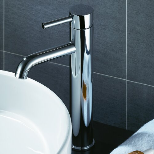 Single Hole Vessel Sink Faucet : Opera Single Hole Vessel Sink Faucet with Single Handle Wayfair