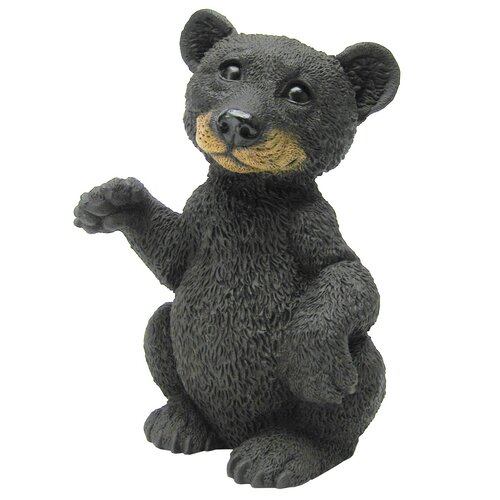 Design Toscano Standing Little Bear Cub Statue