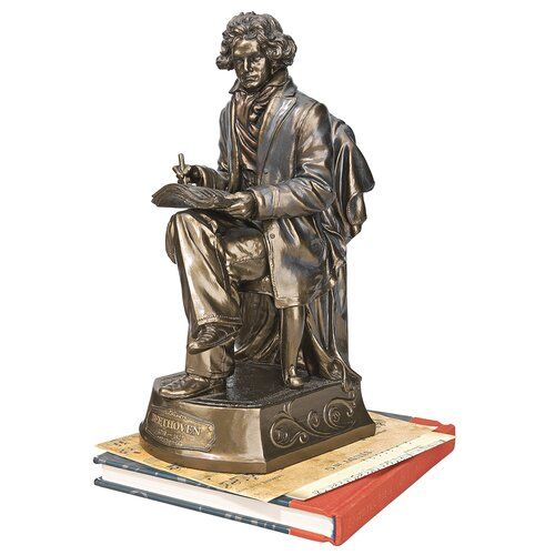 Design Toscano The Great Composers Beethoven Statue