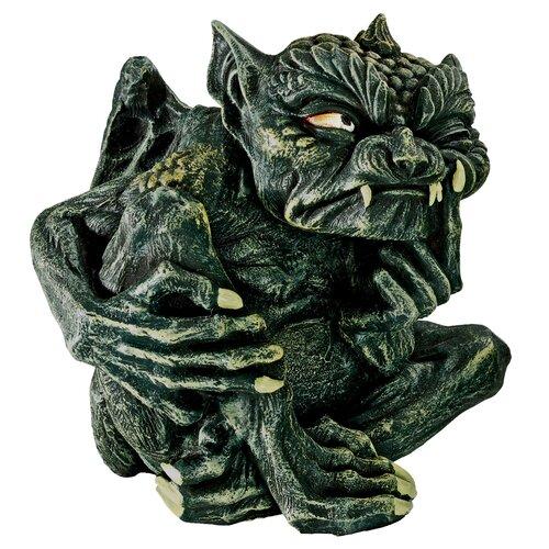 Design Toscano Devilish Gothic Troll Tempest Statue