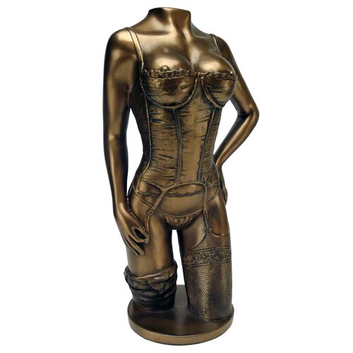 Design Toscano Coquette Vamp Contemporary Figurine