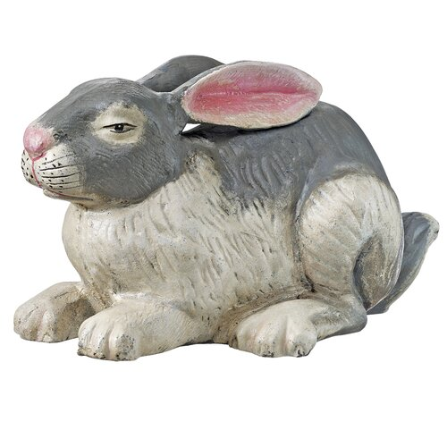 Heirloom Bunny Rabbit Statue