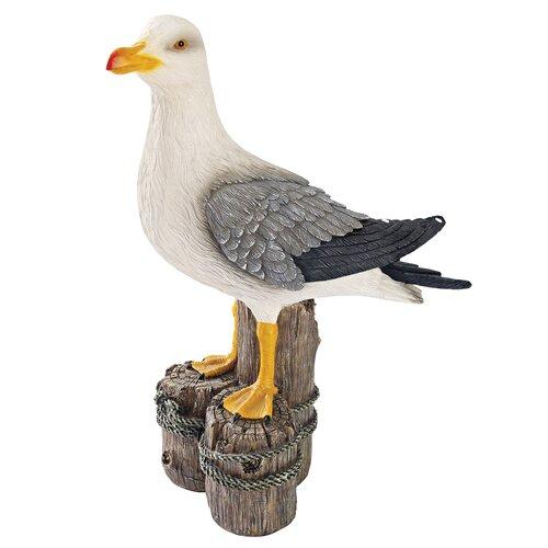 Design Toscano Dockside Seagull Statue