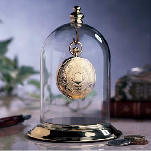 Design Toscano Heirloom Glass Dome
