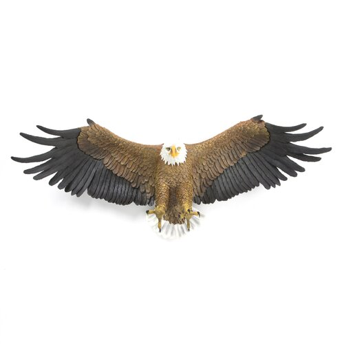 Design Toscano Freedom's Pride American Eagle Wall Décor