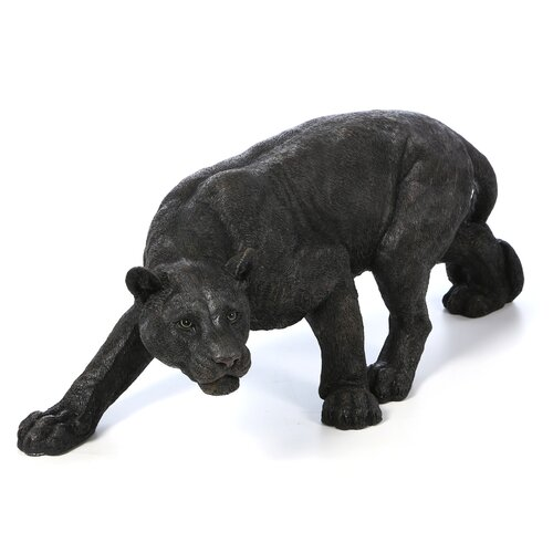 Design Toscano Shadowed Predator Panther Statue