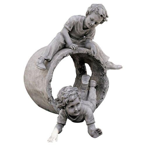 Hide and Seek Statue