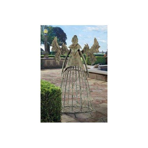 Tempest The Metal Garden Trellis Fairy Wayfair