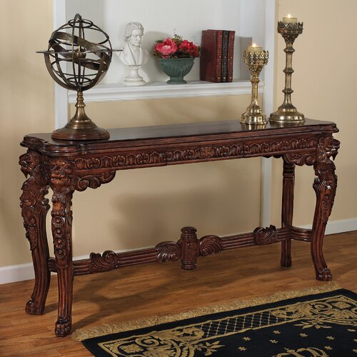 Lord Raffles Grand Hall Console Table