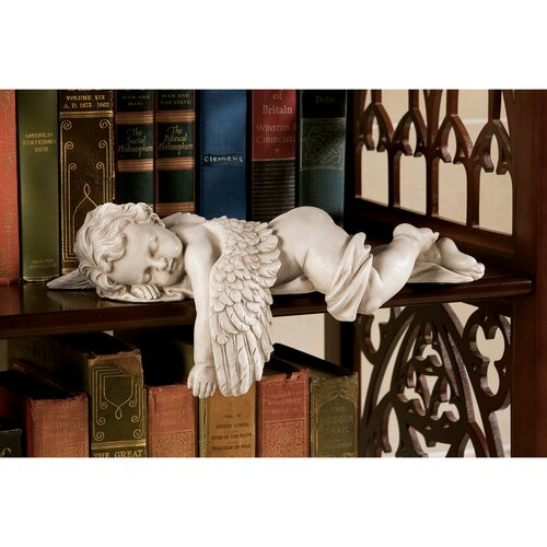 Sleepy Time Angel Statue (Set of 2)
