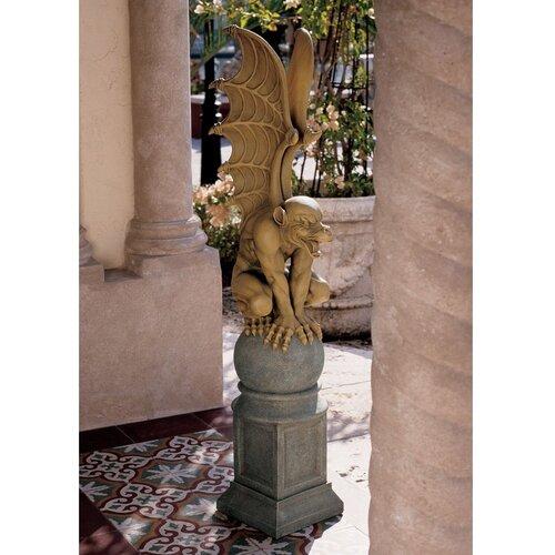 Talysus The Terrible Gargoyle Statue