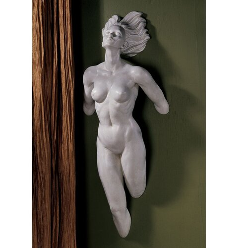 Design Toscano Stepping Out Wall Décor