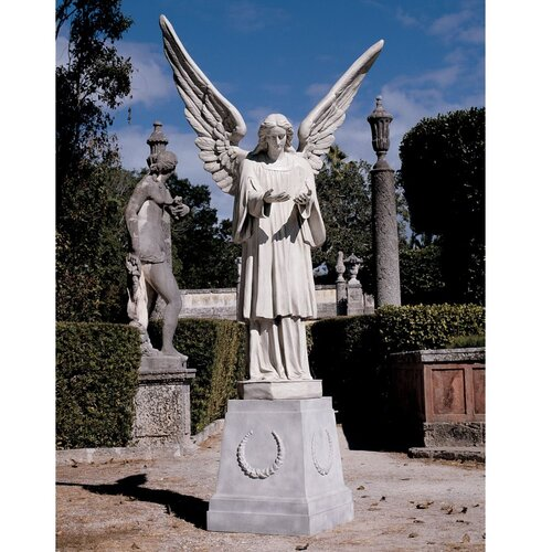 Design Toscano Grand Cathedral Angel Statue