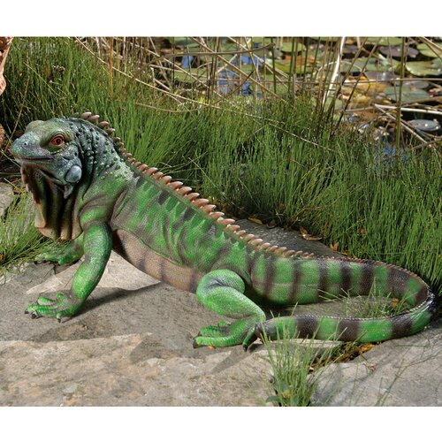 Design Toscano Iggy The Iguana Statue