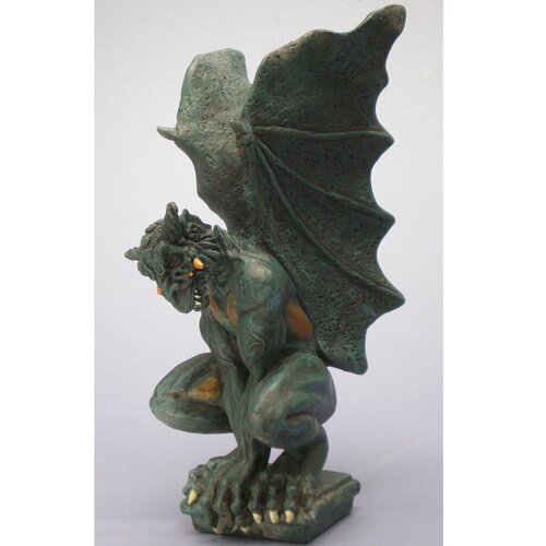 Design Toscano Talisman Gargoyle of The Eclipse Statue