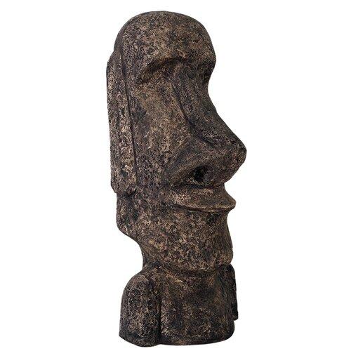 Design Toscano Easter Island Ahu Akivi Moai Monolith Statue