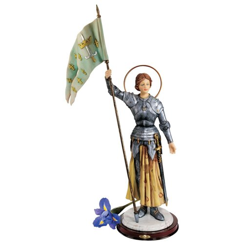 St. Joan of Arc Figurine