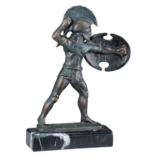 Hellenistic Ironwork Statues Spartan Figurine