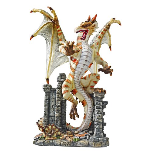 Design Toscano Deadly Venom Whiptail Dragon Figurine