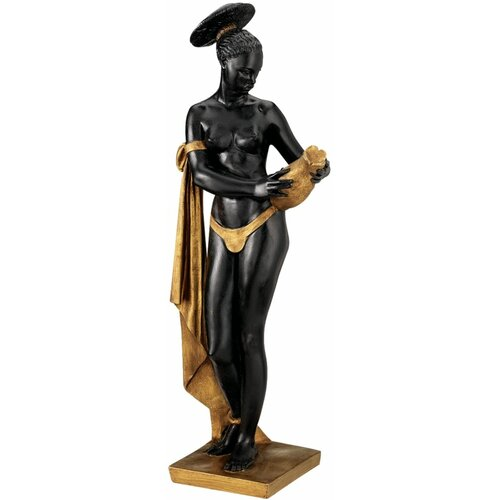 Negresse Water Maiden Figurine