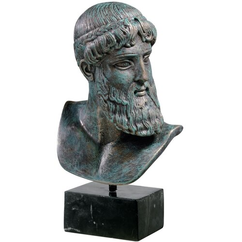 Poseidon of Artemision Figurine