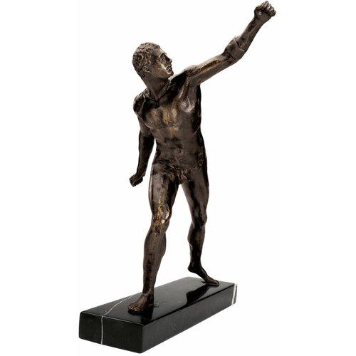 Le Gladiateur Borghese Figurine