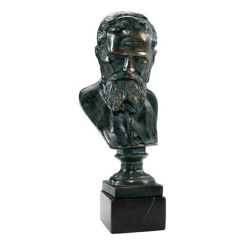 Design Toscano Michelangelo Buonarroti Renaissance Man Bust Statue