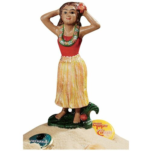 Hula Girl Bottle Opener