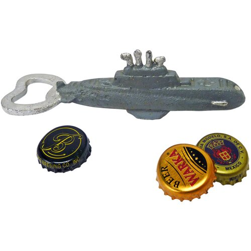 Design Toscano Nautilus Submarine Bottle Opener