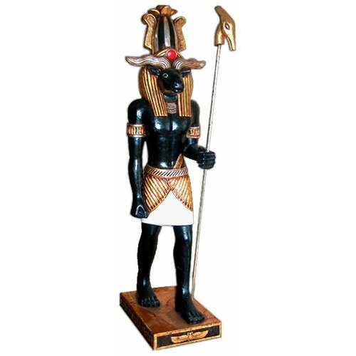 Design Toscano Egyptian The God of the Nile Khnum Statue