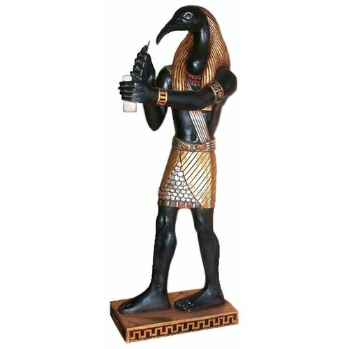 Design Toscano Egyptian God Thoth Statue