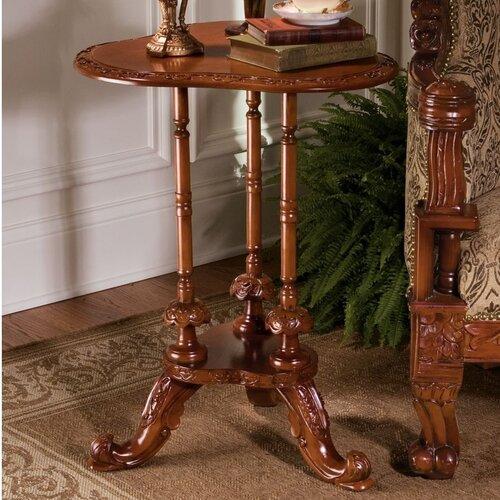Sir Goodwin's Trefoil End Table