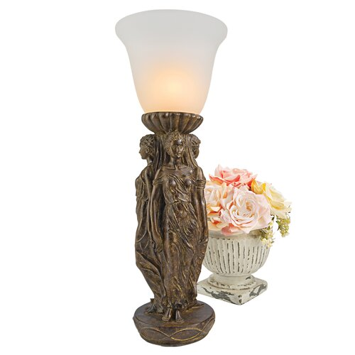 Design Toscano Three Graces Table Lamp