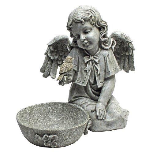 Heaven's Comrades Garden Angel Statue