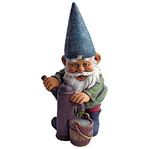 Water Pump Pete Garden Gnome Statue
