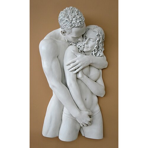 Engulfing Embrace Wall Sculpture