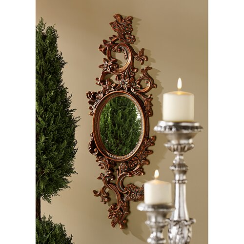 Delphine Accent Wall Mirror