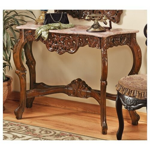 Design Toscano The Dordogne Console Table