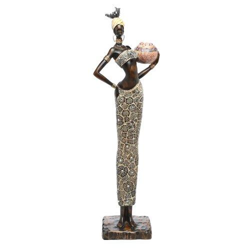 Design Toscano Nubian Water Maiden Figurine