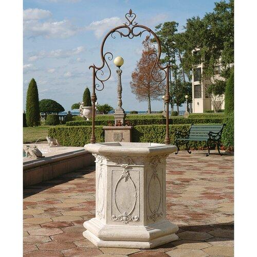 Village Square Architectural Garden Statue
