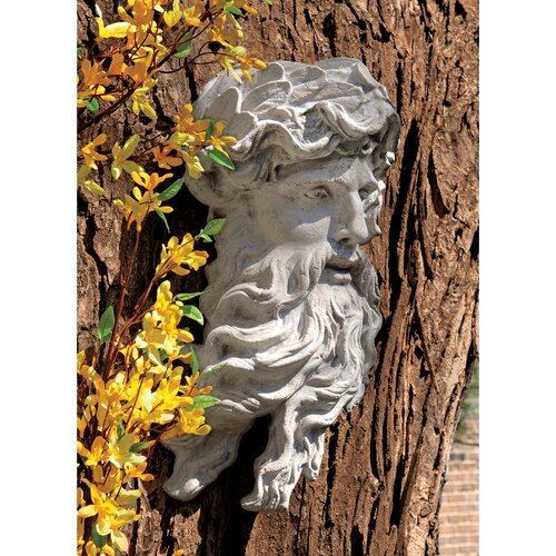 Greek God of the Sea: Poseidon Wall Décor