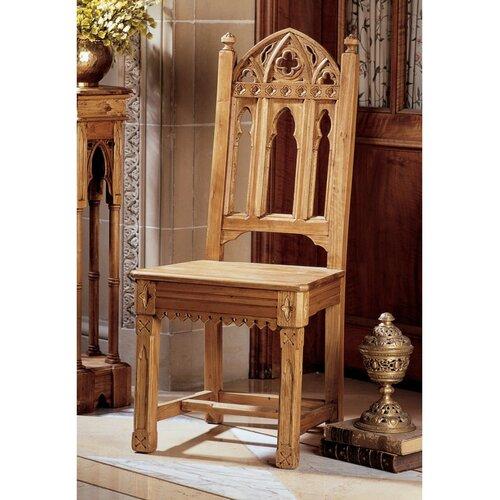 Sudbury Pine Gothic Side Chair