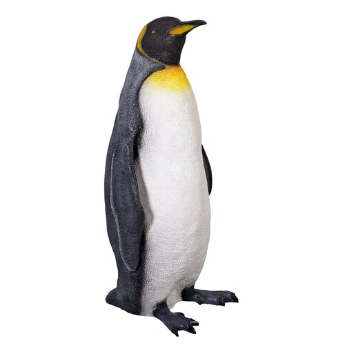 The Antarctic King Penguin Statue
