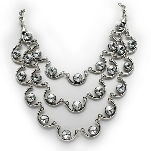 Design Toscano Imperia Necklace and Earrings Ensemble