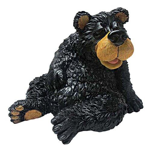 Mountain Mayhem Bear Billy Ray Figurine