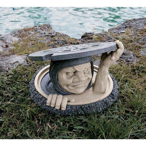 The Dweller Below Garden Statue