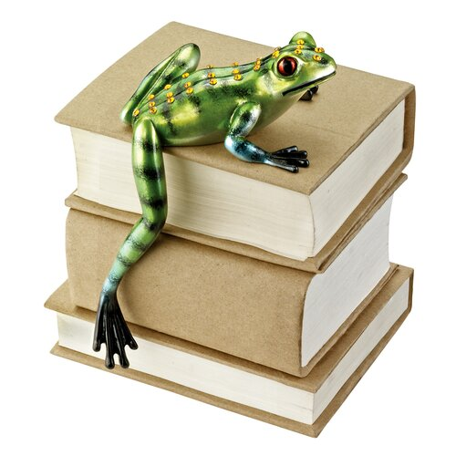 Jungle Forest Tree Frog Shelf Sitter Figurine