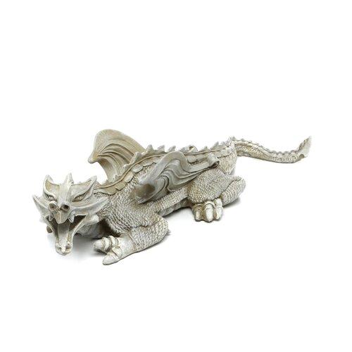 Design Toscano Warsin Dragon Statue