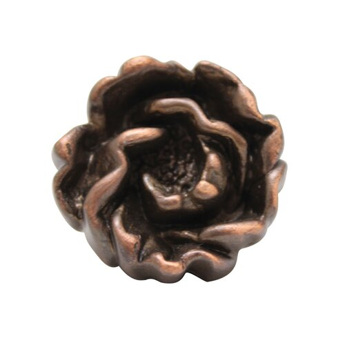 "Whitehaus Collection Cabinetry Hardware 1.25"" Rosette Knob"